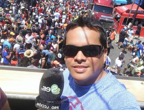 En Sertv se vive el carnaval de todos los panameños