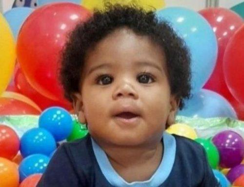 El pequeñín Luis resultó ganador del concurso Bebé SERTV