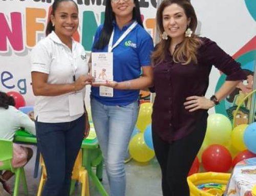 Mención Honorífica para SERTV por su destacada participación en la Feria del Bebé.