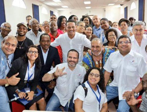 Inicia en Colón gira de consultas y participación ciudadana por Ley General de Cultura