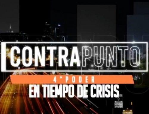 Contrapunto, el cuarto poder en tiempo de crisis