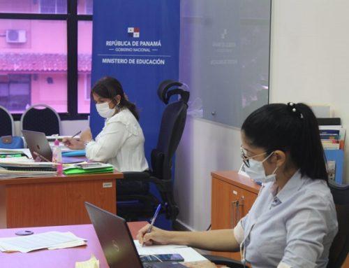 Afinan detalles para capacitación virtual de docentes durante la suspensión temporal de clases.
