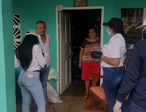 Gobierno Nacional distribuye 13,000 bolsas de comida en Herrera