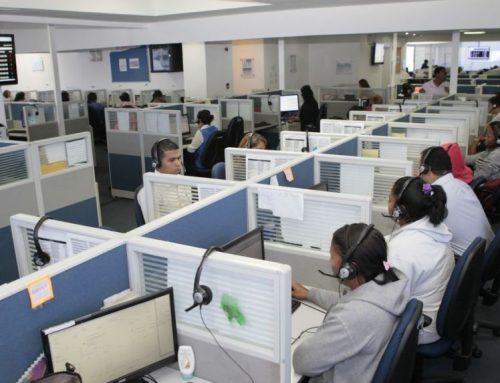 Centro de llamadas 169 atiende 24/7 a la población en general