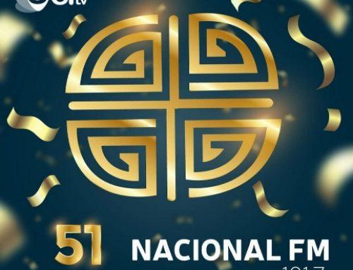 Celebramos los 51 años de Nacional FM