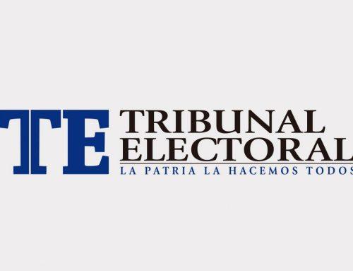 Tribunal Electoral anuncia cierre provisional de la distrital de Barú.