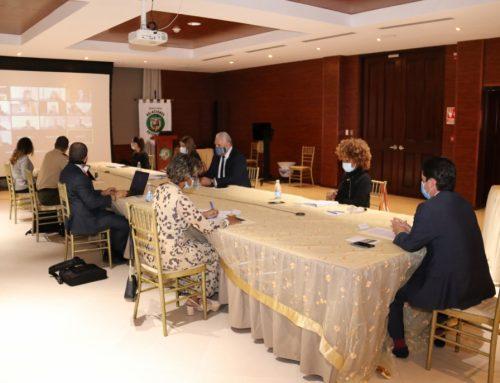 Audiencia virtual de la corte interamericana de derechos humanos contó con la participación de la viceministra de Gobierno de Panamá.