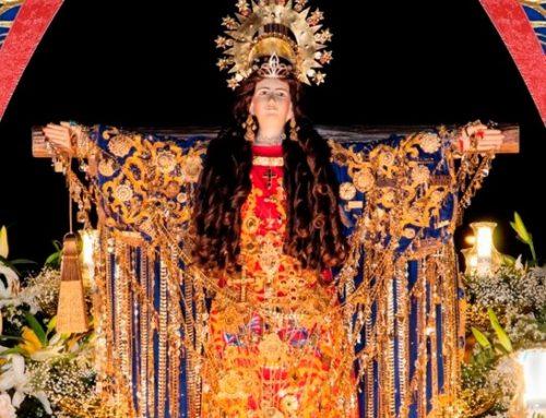 """""""Santa Librada, Virgen y Mártir"""", una vez más por Sertv."""